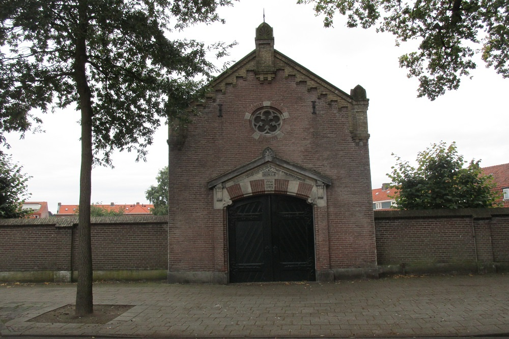 Jewish Cemetery Amersfoort