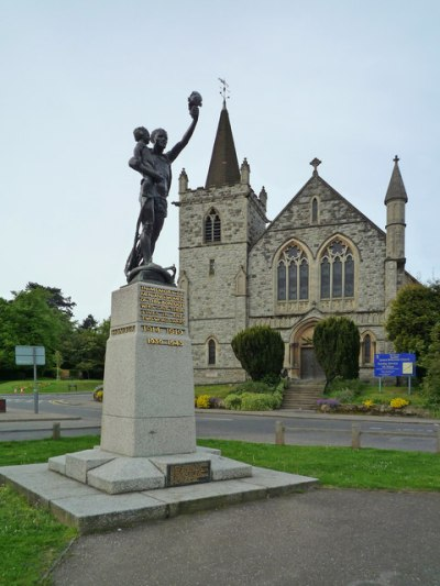 War Memorial Redhill and Reigate