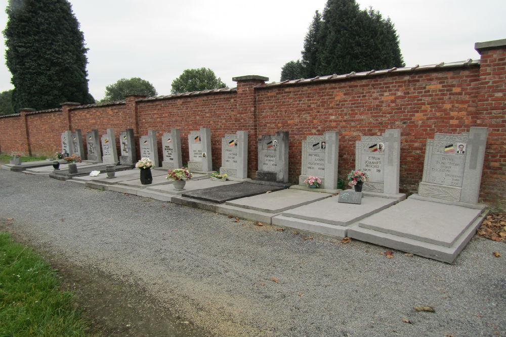 Veterans Cemetery Hofstade