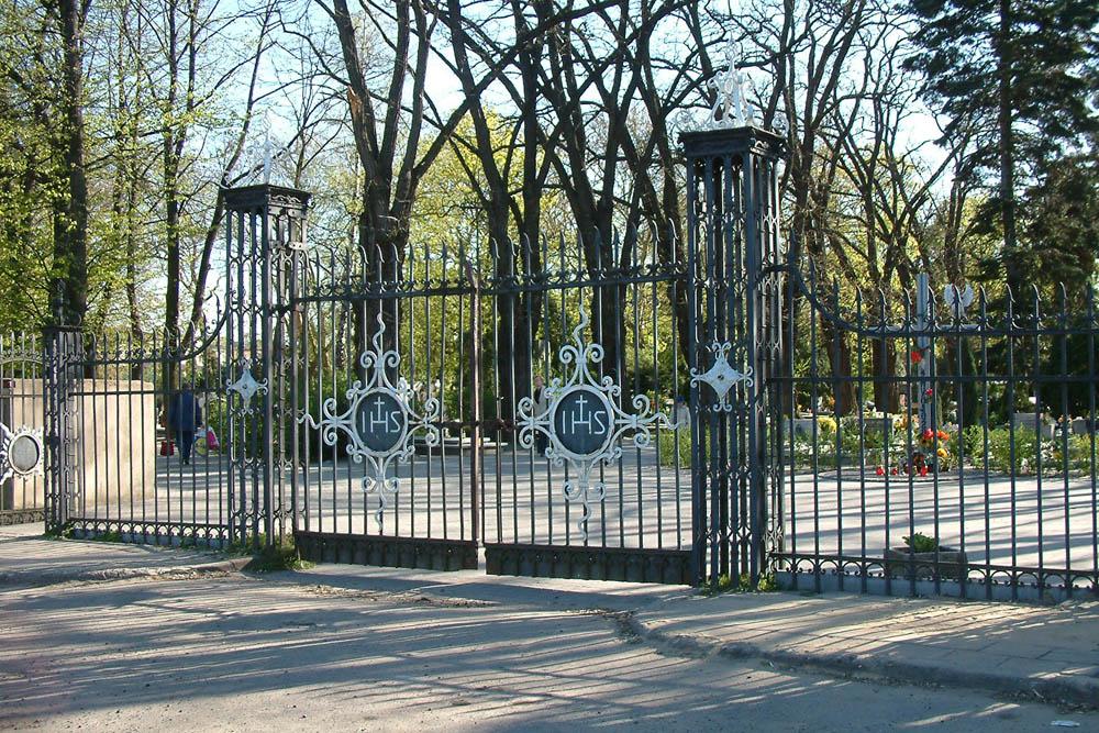 Begraafplaats Gorczynski