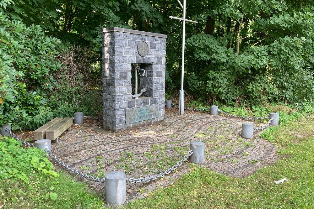 Monument War Victims Navy and Commercial Navy Meppen