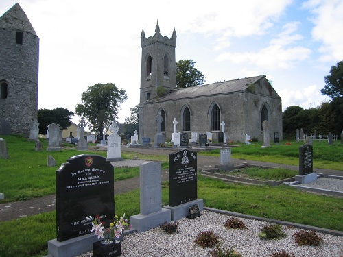 Oorlogsgraf van het Gemenebest Dromiskin Church of Ireland Churchyard