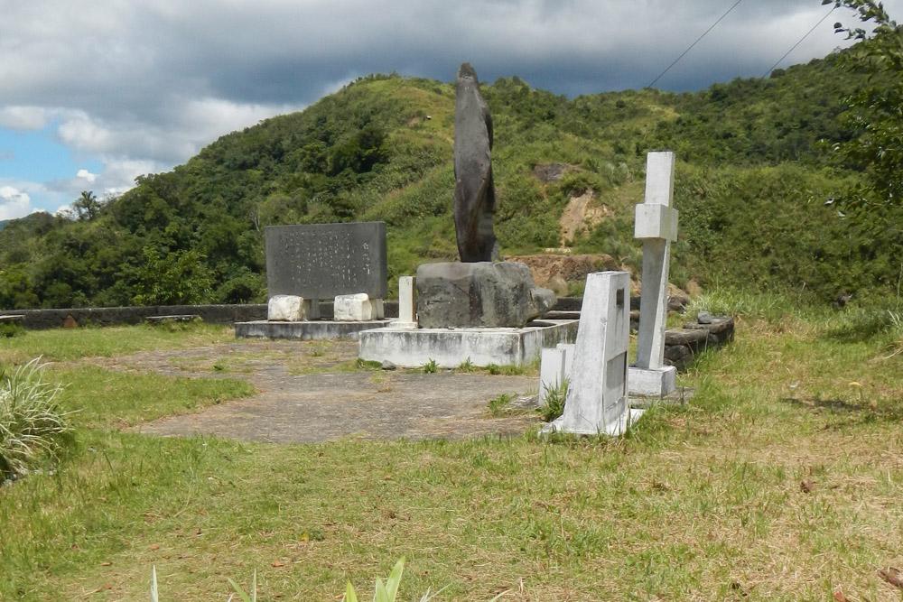 Japans Monument Balete / Dalton Pass
