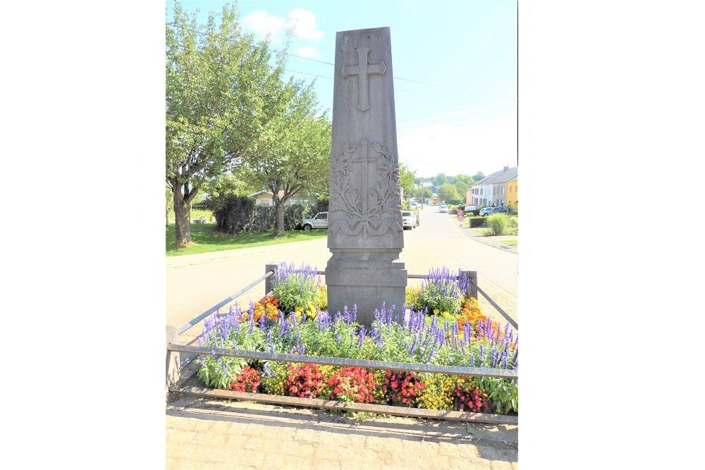 Memorial Meix-le-Tige
