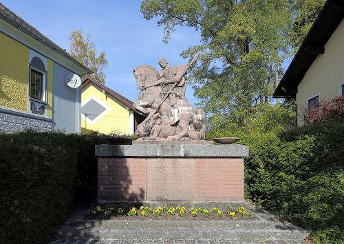 Oorlogsmonument Andrichsfurt
