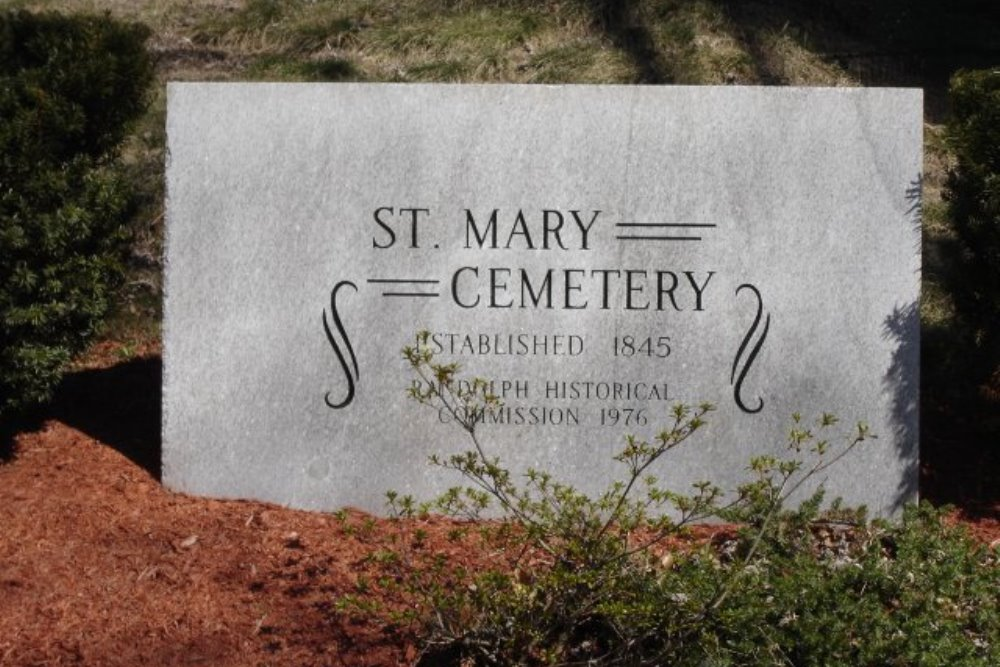 Commonwealth War Grave Saint Mary's Cemetery
