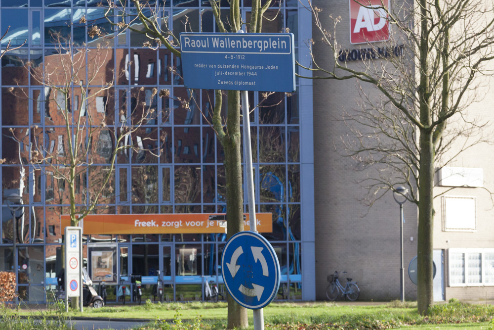 Raoul Wallenbergplein Alphen aan den Rijn