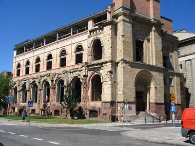 Ruins Bank Polski