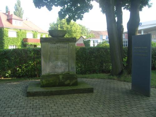 War Memorial Schwepnitz