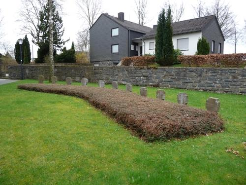 Duitse Oorlogsgraven Konzen