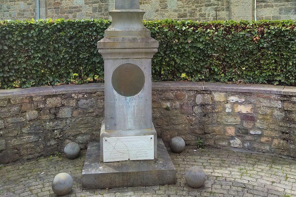 Memorial Fallen World Wars Villers-Sainte-Gertrude