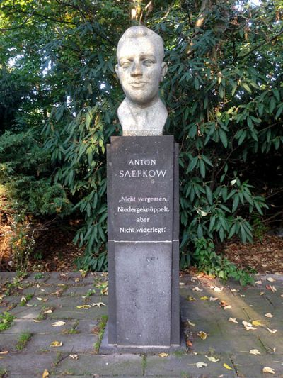 Memorial Anton Saefkow