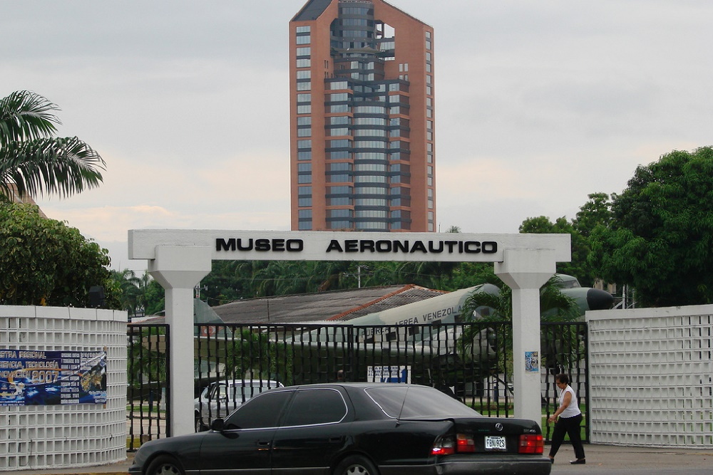 Aeronautics Museum Maracay