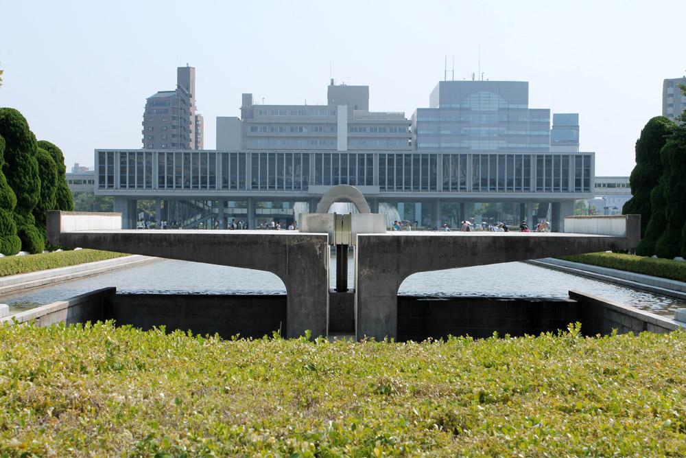 Vlam van de Vrede Hiroshima