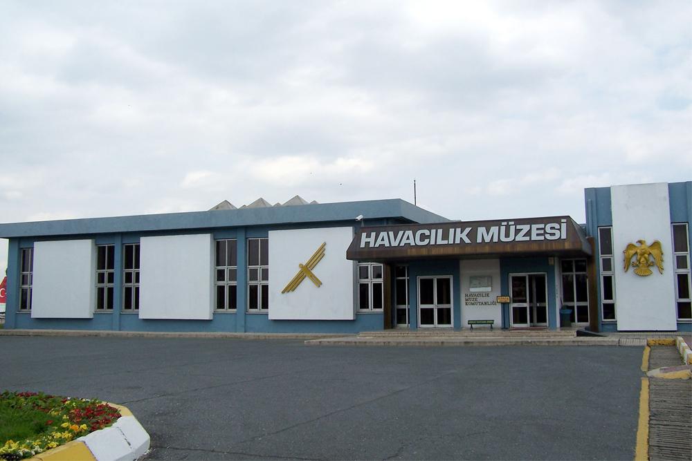 Luchtvaartmuseum Instanboel