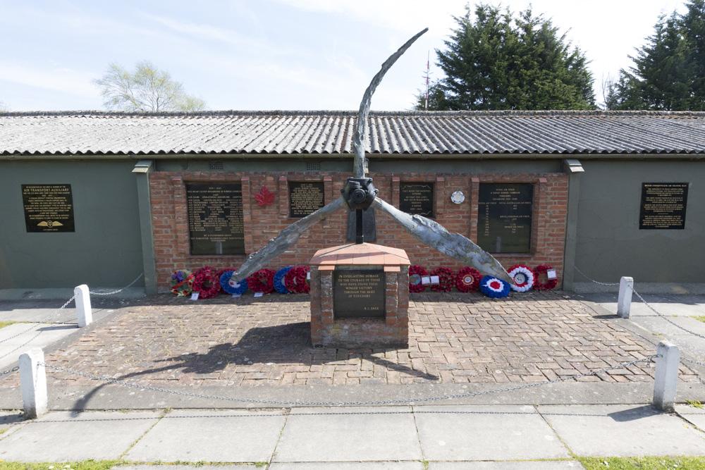 Memorial Garden Elvington