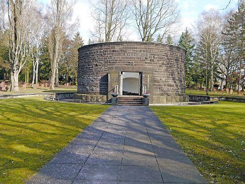 Oorlogsmonument Hauptfriedhof Frankfurt am Main