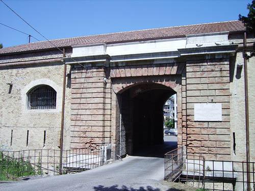 Bevrijdingsplaquette Ancona
