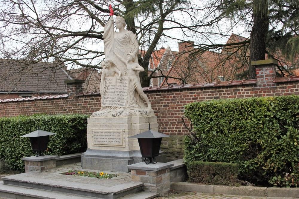 War Memorial Grimbergen