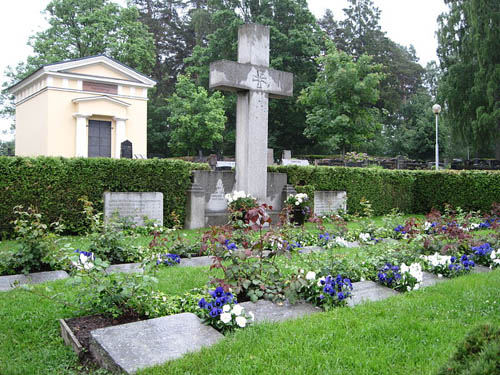 Finse Oorlogsgraven Bromarv