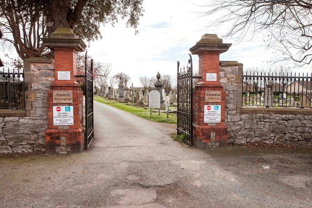 Commonwealth War Graves Rhyl Church Cemetery