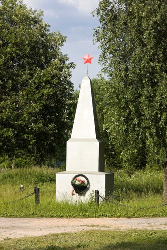 War Memorial Tokovikovo