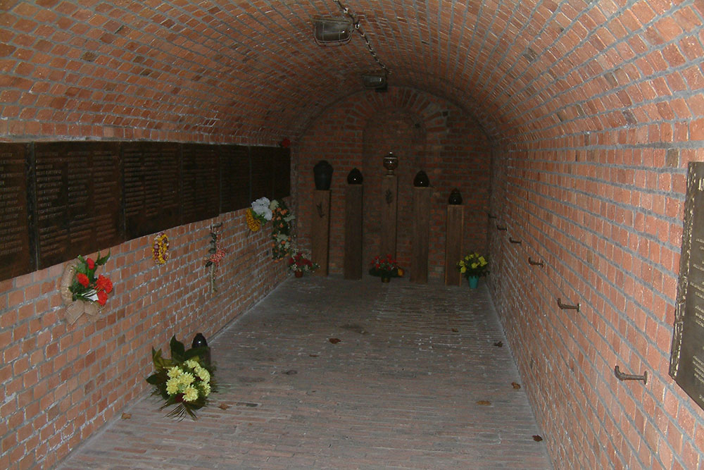 Memorial Gas Chamber Concentration Camp Posen