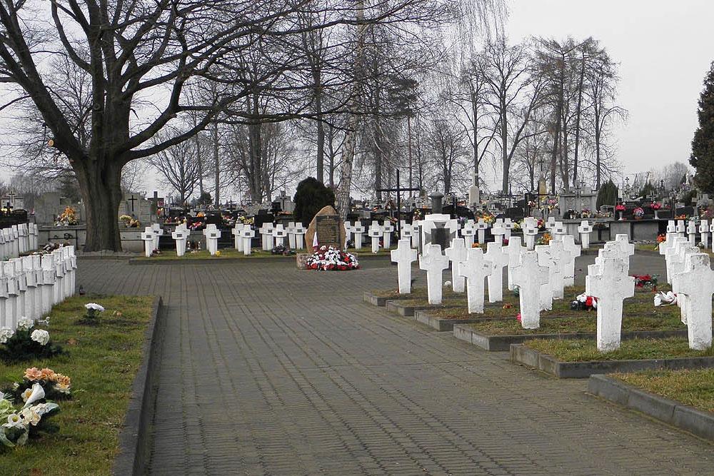 Sovjet & Poolse Oorlogsgraven