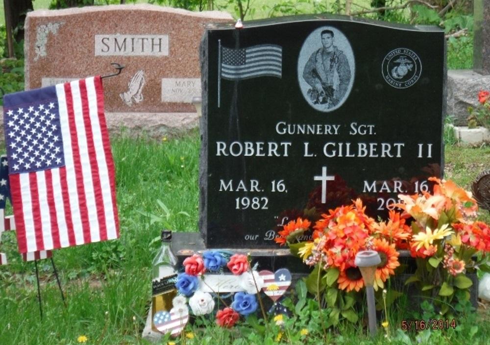 Amerikaanse Oorlogsgraven Restland Cemetery