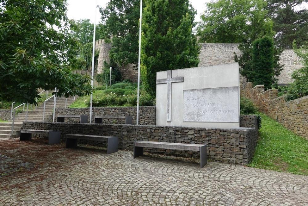 War Memorial Herzogenrath