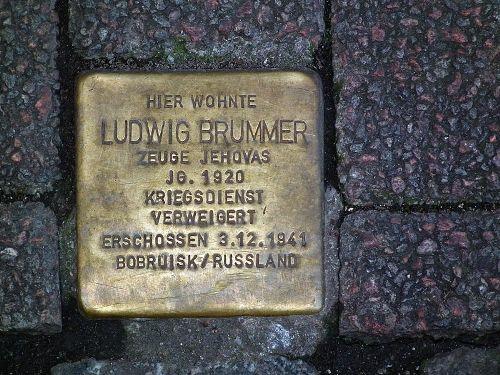 Stumbling Stone Dreikönigstraße 24