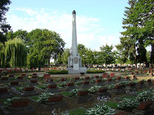 Soviet War Graves Czestochowa