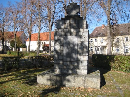 War Memorial Woltersdorf