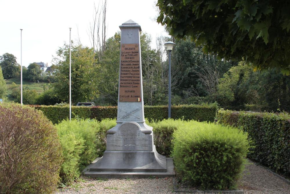 War Memorial Lasne