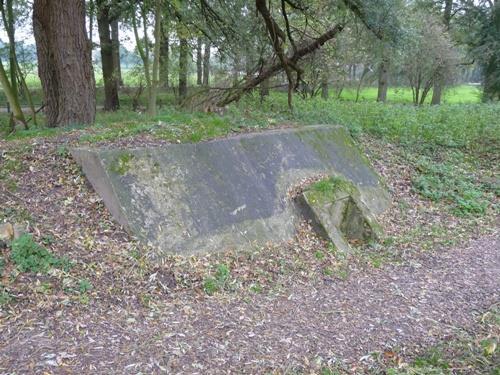 Groepsschuilplaats Type 1918/I Fort Rhijnauwen