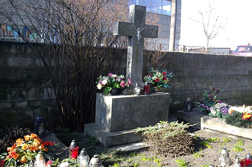 Graves Victims National Socialism