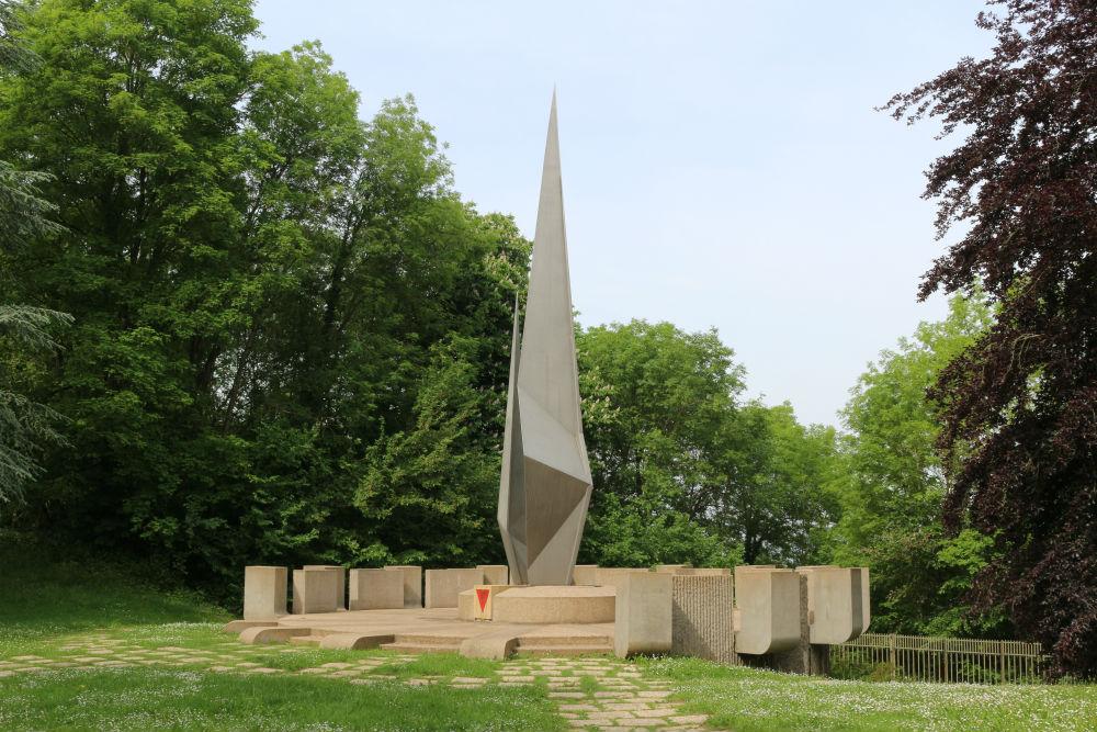 Monument SS-Sonderlager 'Goben'