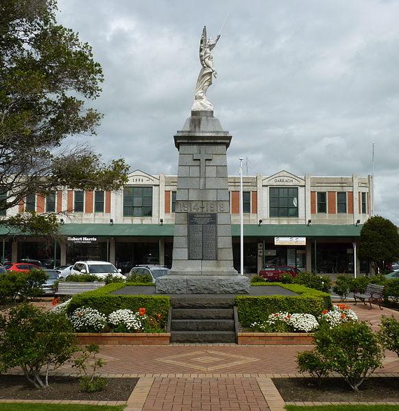 War Memorial Feilding