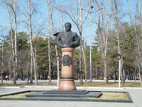 Monument Rodion Malinovsky