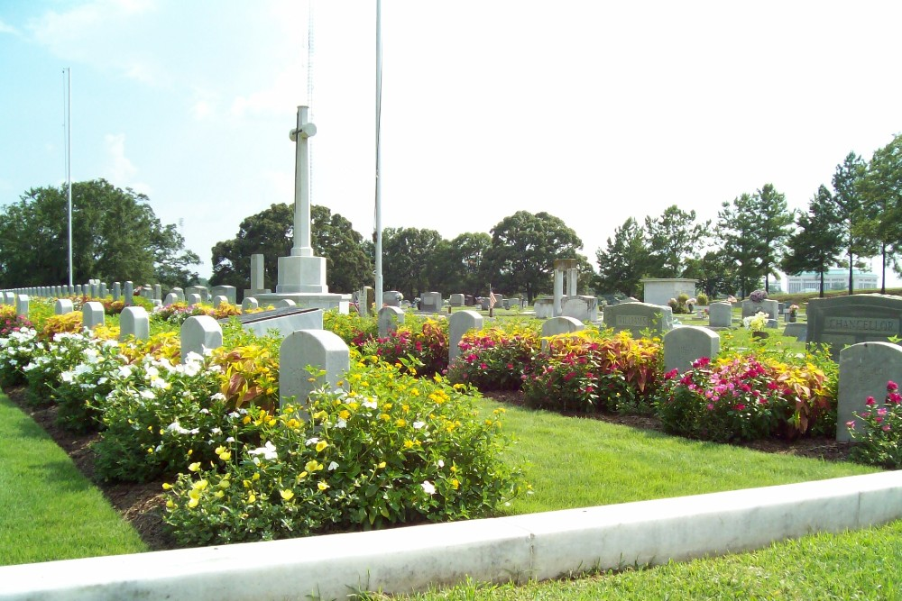 French War Graves Montgomery