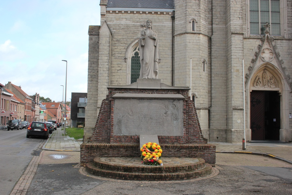 War Memorial Haasdonk