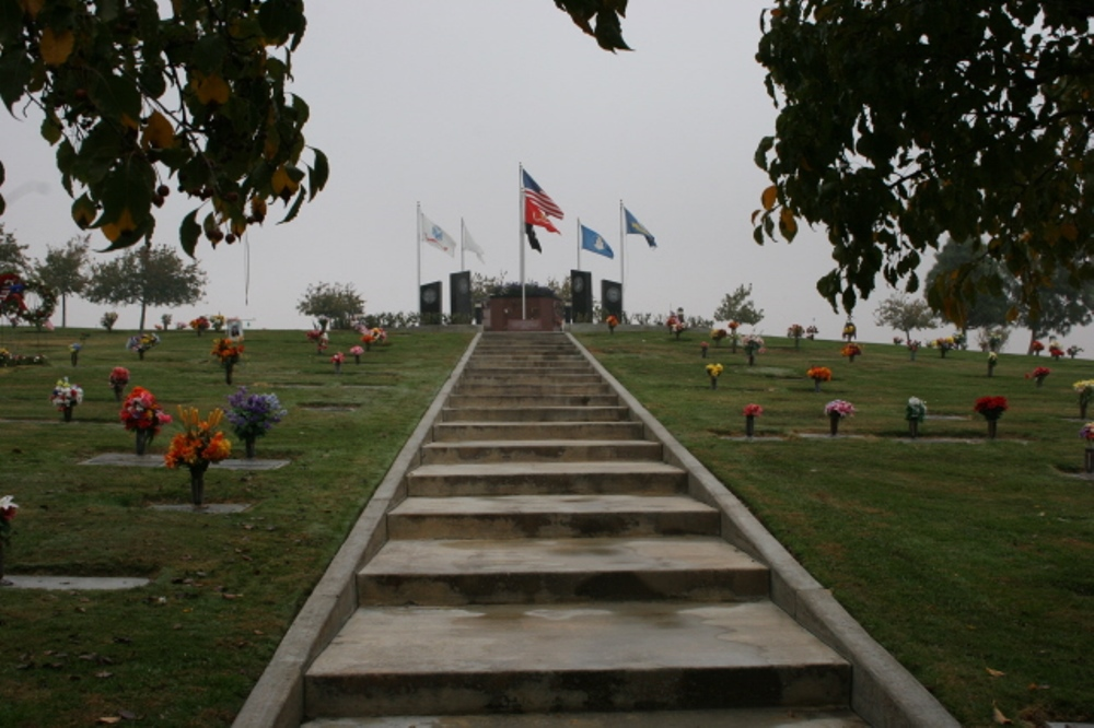 Amerikaanse Oorlogsgraven Hillcrest Memorial Park