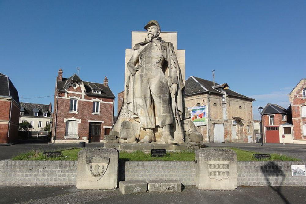 Franco-Prussian War Gunners Memorial