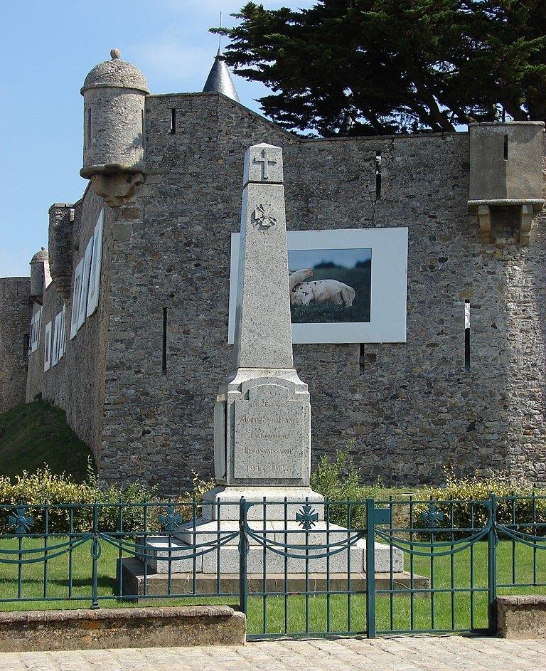 Oorlogsmonument Noirmoutier-en-l'Île