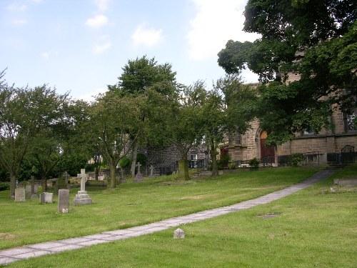 Oorlogsgraven van het Gemenebest St John Churchyard