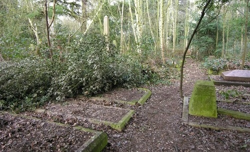 Commonwealth War Graves Barnes Old Cemetery