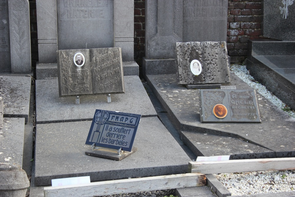 Veteran War Graves Bergilers