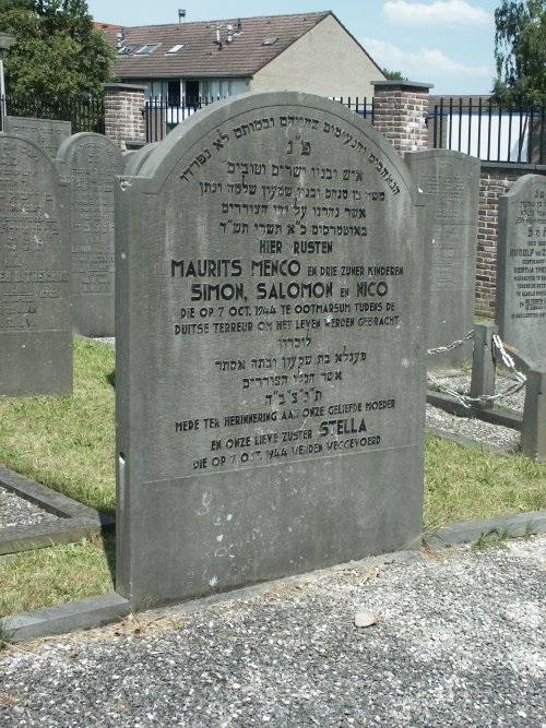 Jewish Graves Almelo