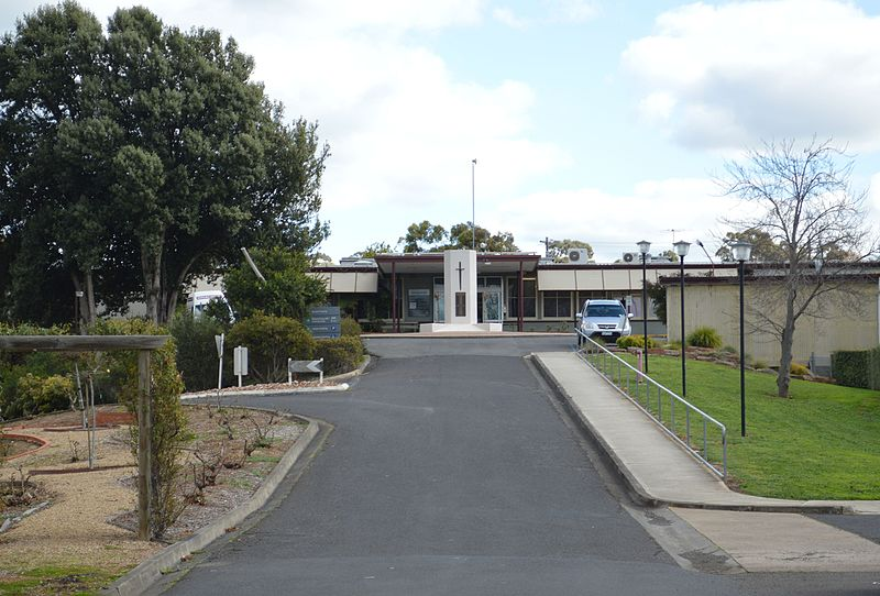 Bacchus Marsh & District War Memorial Hospital