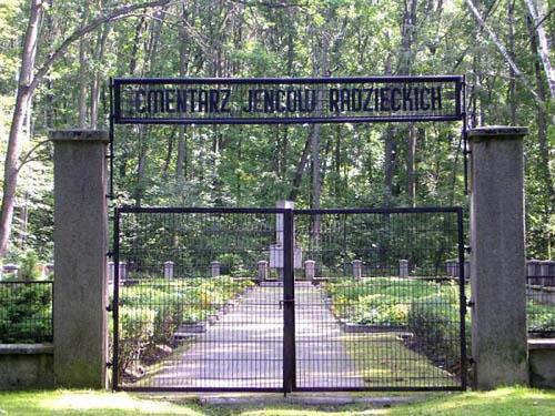 Soviet War Cemetery Zabrze